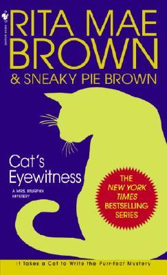Cat's Eyewitness By Brown, Rita Mae/ Gellatly, Michael (ILT)